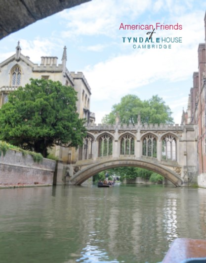 Easter Greetings from American Friends of Tyndale House, Cambridge!